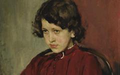 «Портрет Прасковьи Мамонтовой». Фото с сайта sothebys.com
