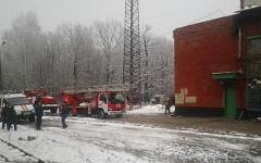 Место ЧП. Фото с сайта mchs.gov.ru