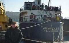 Сухогруз «Амурская». Фото с сайта zabinok.livejournal.com