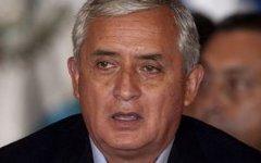 Отто Перес Молина. Фото с сайта newser.com