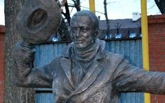 Памятник Юрию Деточкину в Самаре. Фото с сайта 63.unise.ru