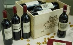 Вино Шато Лафит-Ротшильд. Фото с сайта lafite.com