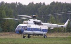 Ми-8. Фото с сайта mi-helicopter.ru