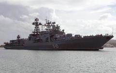 Маршал Шапошников». Фото с сайта wikipedia.org