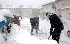 Снегопад на Балканах. Фото с сайта relevant.at