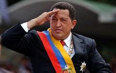 Уго Чавес. Фото с сайта vivavenezuela.ru