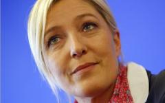 Марин Ле Пен. Фото с сайта faz.net