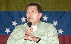 Уго Чавес. Фото с сайта ru.wikipedia.org