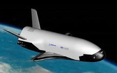 Boeing X-37. Фото с сайта boeing.com