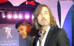 Никас Сафронов в клипе Pussy Riot. Кадр с видео в YouTube