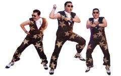 Автор хита Gangnam Style. Фото с сайта the dailybeast.com