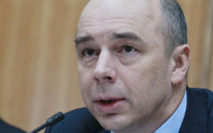 Антон Силуанов ©РИА Новости, Руслан Кривобок