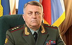 Сергей Каракаев. Фото с сайта mil.ru