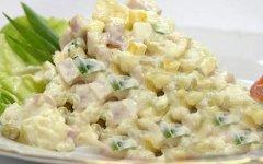 Оливье. Фото с сайта kulinaria.if.ua