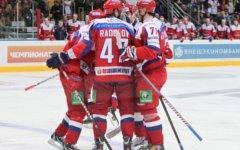 Сборная России по хоккею. Фото с сайта fhr.ru
