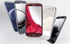 Samsung Galaxy SIII. Фото с сайта samsung.com