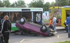 Автомобильная авария © KM.RU, Дмитрий Хлевнюк