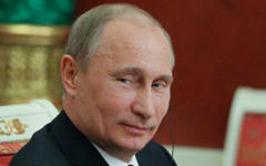 Владимир Путин ©РИА Новости, Михаил Климентьев