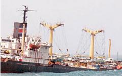 Корабль Dae San. Фото с сайта odin.tc