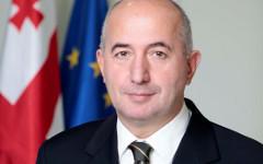 Паата Закареишвили. Фото с сайта government.gov.ge