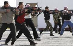 Сирийские боевики. Фото с сайта scrapetv.com