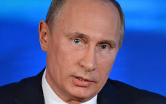 Владимир Путин © РИА Новости, Илья Питалев