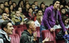 Студенты РГТЭУ © РИА Новости, Владимир Астапкович