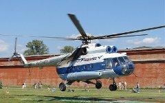 Вертолет Ми-8. Фото с сайта wikipedia.org