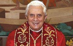 Папа Римский Бенедикт XVI. Фото с сайта wikipedia.org