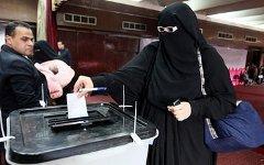 Референдум в Египте. Фото с сайта bild.de