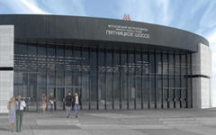 Проект станции «Пятницкое шоссе». Фото с сайта mosmetro.ru