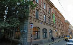Поликлиника №16. Изображение сервиса «Яндекс.Карты»