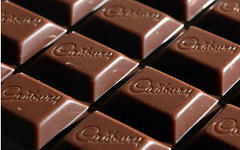 Шоколад Cadbury. Фото с сайта mindsupport.co.uk
