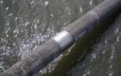 Газопровод. Фото с сайта nord-stream.com