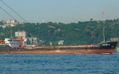 Судно Volgo Balt 199. Фото с сайта vesseltracker.com