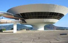 Музей современного искусства в Нитерое. Фото с сайта wikipedia.org