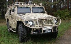 Гражданский «Тигр». Фото с сайта amz.ru