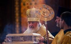 Патриарх Кирилл. Фото KM.RU
