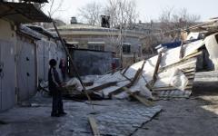 Последствия урагана в Новороссийске, фото yuga.ru