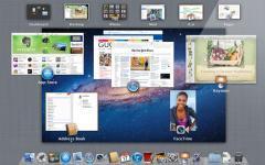 OS X LION (фото Apple)