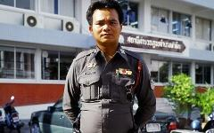 Полицейский Таиланда, фото thailande.ru