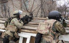 Сотрудники спецслужб © РИА Новости, NewsTeam