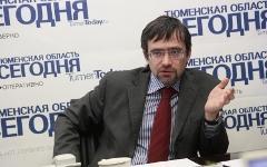 Гендиректор ВЦИОМ Валерий Федоров, фото tumentoday.ru