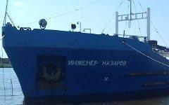 Танкер «Инженер Назаров». Фото с foto.mail.ru