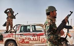 Гражданская война в Ливии © РИА Новости