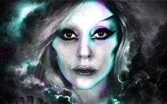 Lady GaGa, фото с сайта twitpic.com