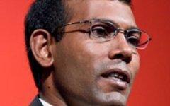 Мохамед Нашид. Фото с сайта mymaldives.com