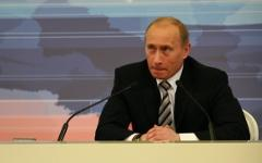 Владимир Путин, фото KM.RU