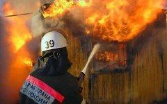 Тушение пожара. Фото с сайта tula.rodgor.ru