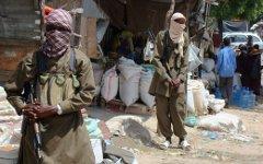 Сомалийские террористы. Фото с сайта bbc.co.uk